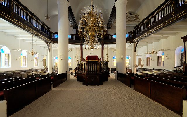 Curacao Synagogue