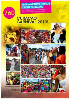 "#760. ""Best of Carnival 2013"" featured in GO Weekly's 7th edition."