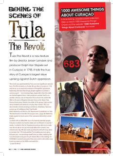 "#683. ""Behind the Scenes at Tula the Revolt"" in Go Weekly."