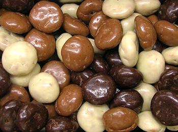 Chocolade-pepernoten