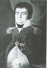 Gouvernor Albert Kikkert (1761 - 1819)