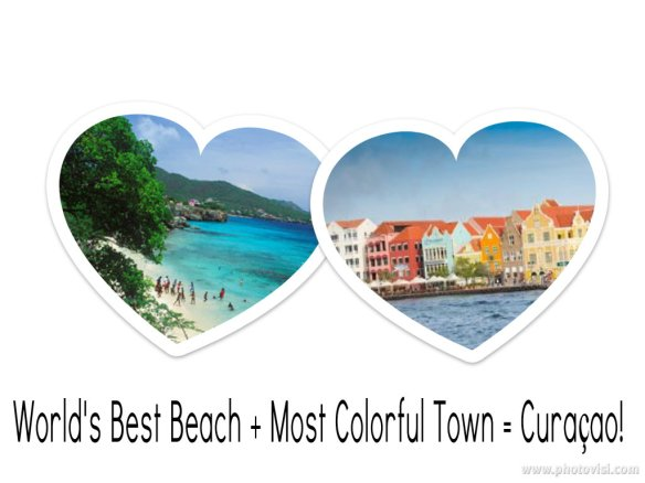 797  Curaçao has World's Best Beach + Most Colorful Town