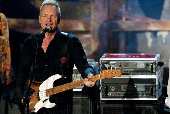 Sting (2011)