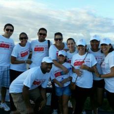Team on Bridge 3