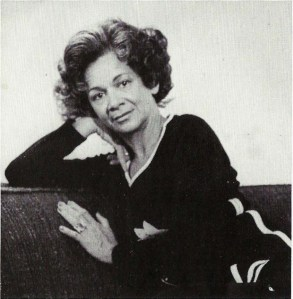 Nydia Ecury 1972