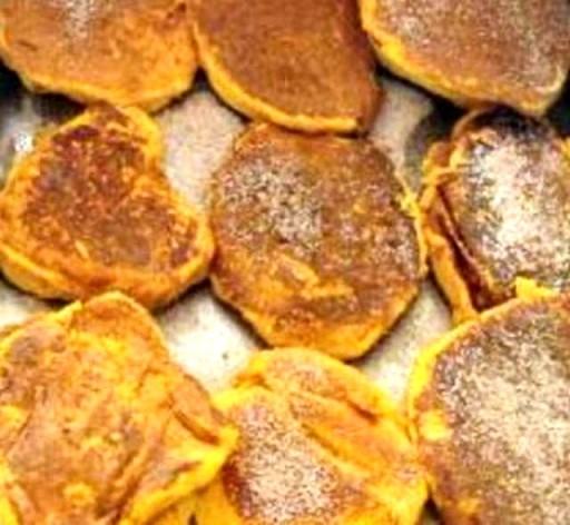 pumpkin-fritters