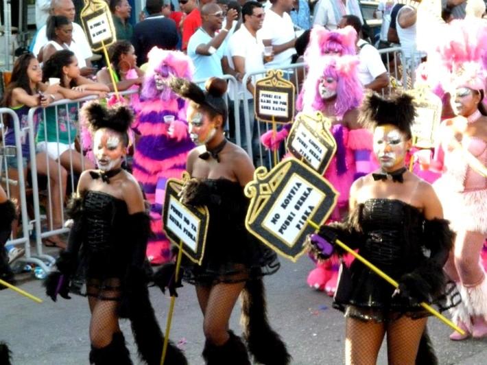 Pushi den Karnaval 1