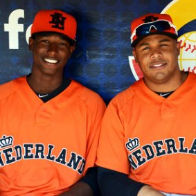 Profar and Jones.