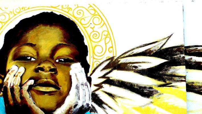 'Angelito Negro' is Garrick's gift to Hanchi Punda.
