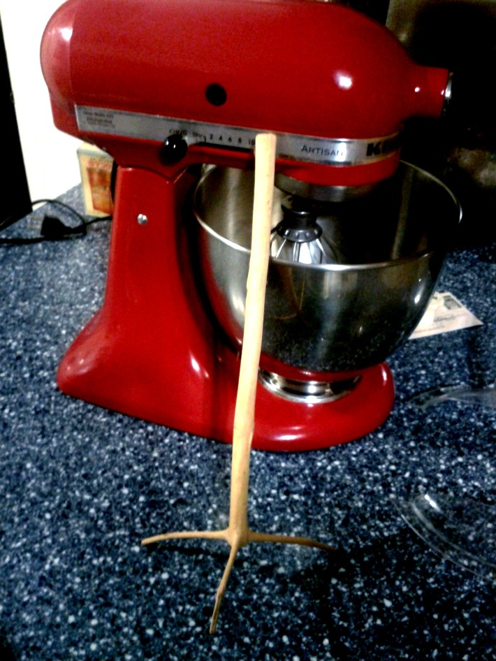 'Pal'i Lele' goes head-to-head with Kitchenaid. Photo by Marla Gomes Casseres.