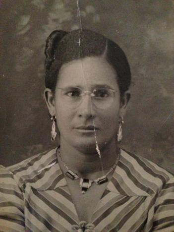 Keisha's maternal grandmother's mother.
