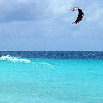 kitesurfing-klein-curacao