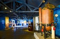 Liqueur distillery at Landhus Chobolobo.