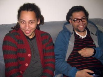 The Goilo brothers, great friends and contributors to this website, are Spanish - West African - Croatian (?) - Arawak Indian - Surinamese Bosland Creole - Portuguese - Venezuelan - Colombian.