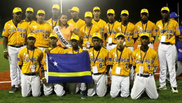 2013 Pariba Junior League Team.