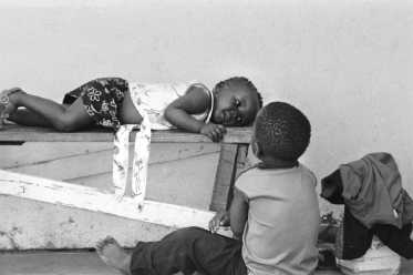 Brothely love in South Africa. Photo by Lysa De Windt.
