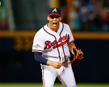 1. Andrelton Simmons